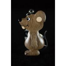 Schlüsselanhänger Maus